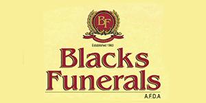 Black's Funerals & Crematorium (Innisfail) Logo - Cassowary Coast Informer