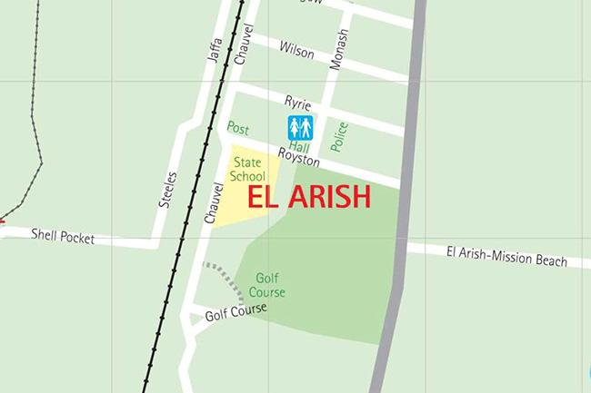Cassowary Coast Informer - El Arish